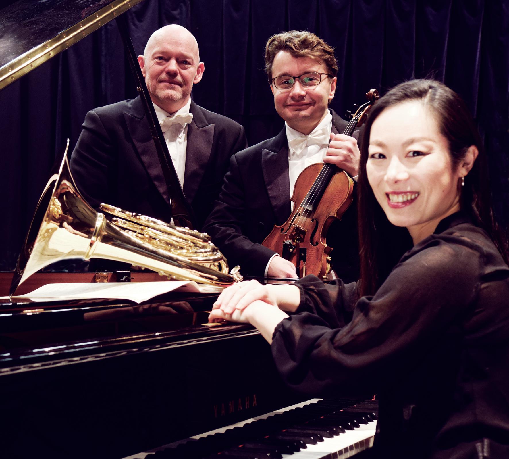 Trio Lichtentaler speelt 'Hommage aan Brahms' in Hoogezand