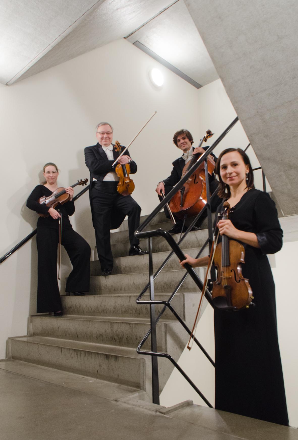 Oosters kwartet speelt klassiek op Schiermonnikoog