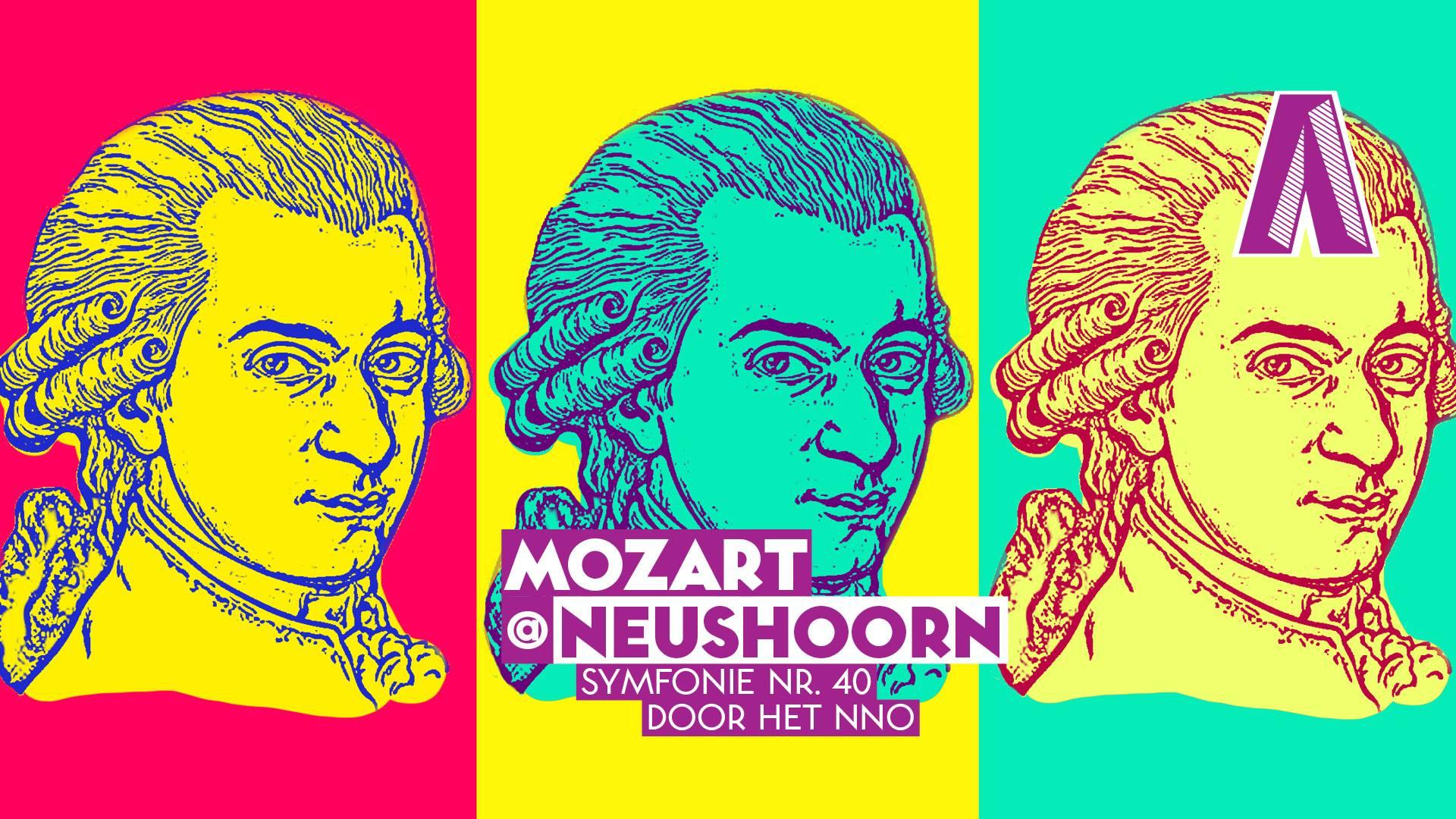 Mozart in Neushoorn – Symfonie nr. 40
