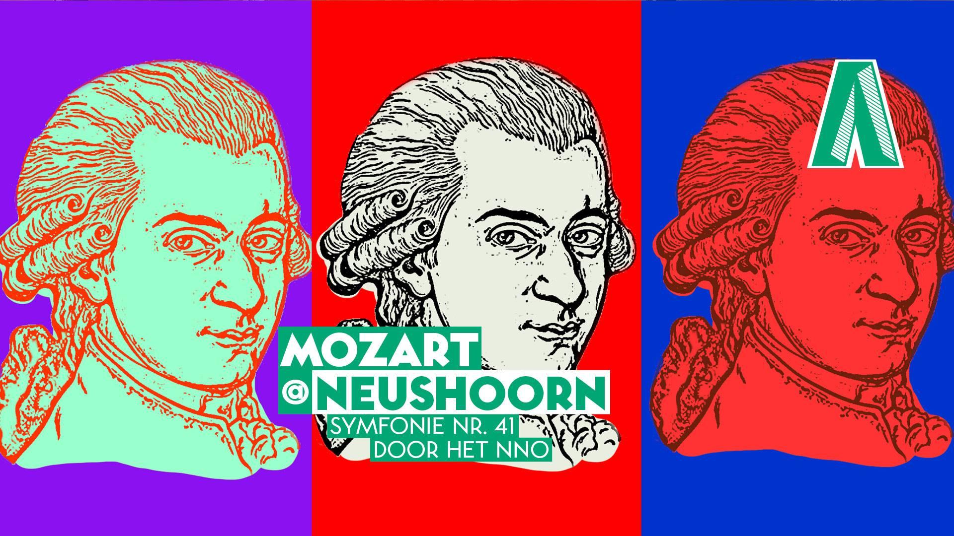 Mozart in Neushoorn – Symfonie nr. 41
